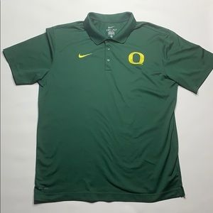 Nike Dry Fit Oregon Duck Polo
